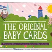 30 Milestone Baby Cards, 1 Stück - 1