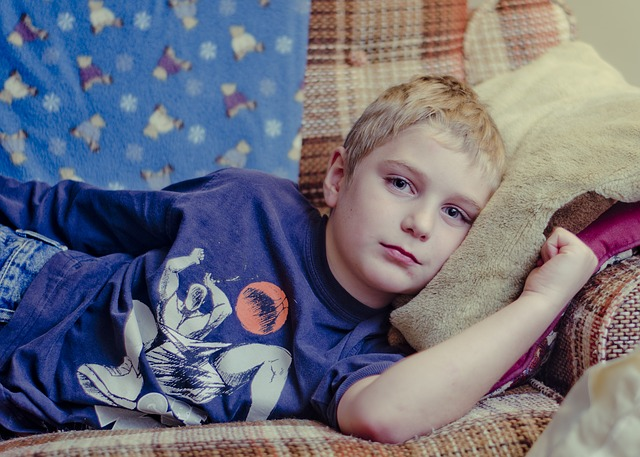 Kinderkrankheiten und ihre Symptome